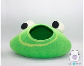50 CM Felt Frog Twirl Cat...