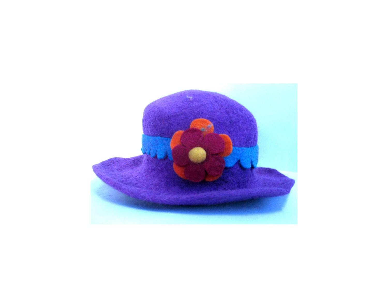 Felt Princes Hat