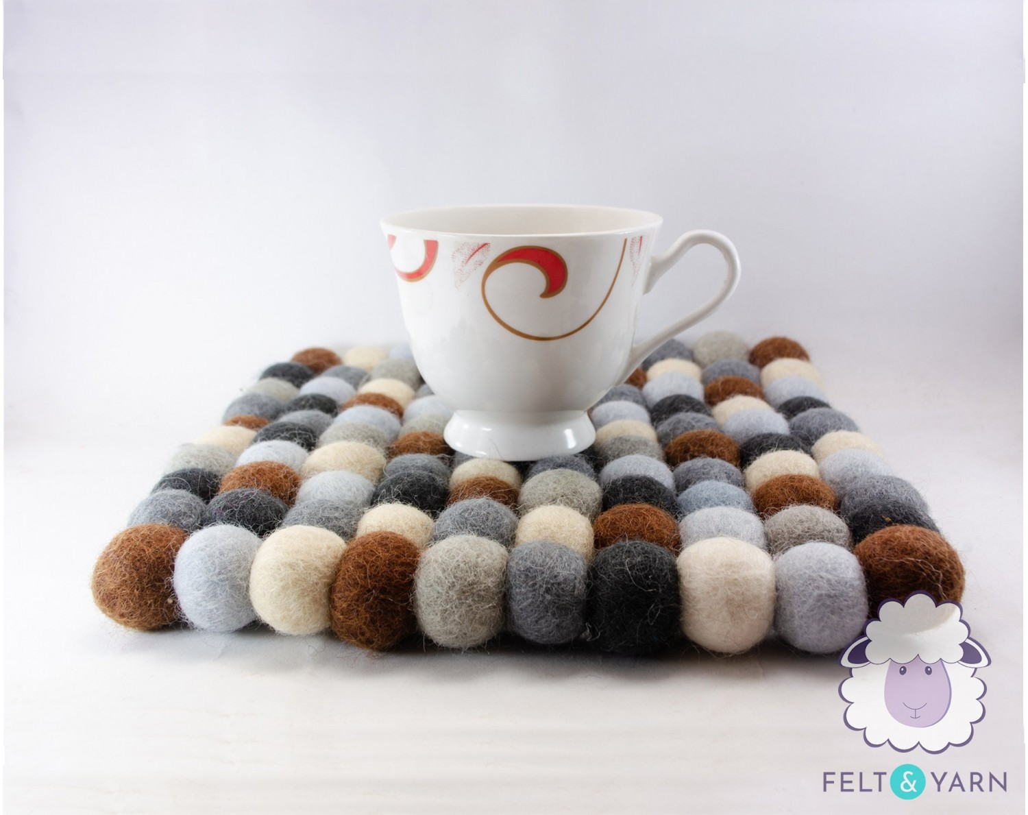 Best Felt Tea Accessories For Your Guests Felt Yarn