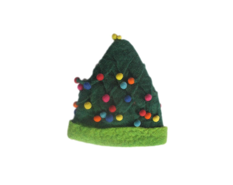 Felt Christmas Hat