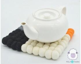 Wool Felting Supplies [Felt Tea Accessories]- Felt & Yarn