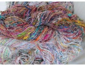 Finest  Recycled Silk Yarn
