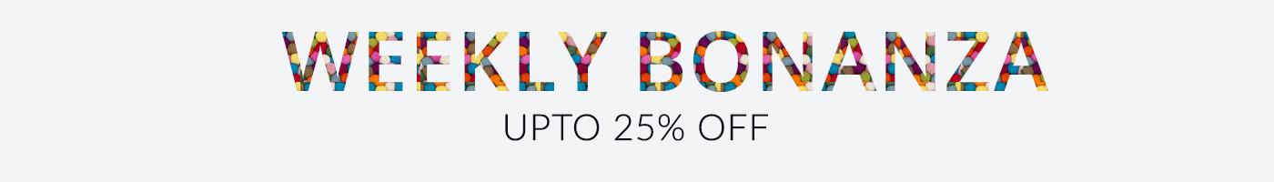 Weekly Bonanza - Upto 25% Off | Felt and Yarn